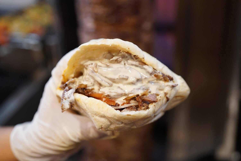 best falafel sandwich in astoria New York